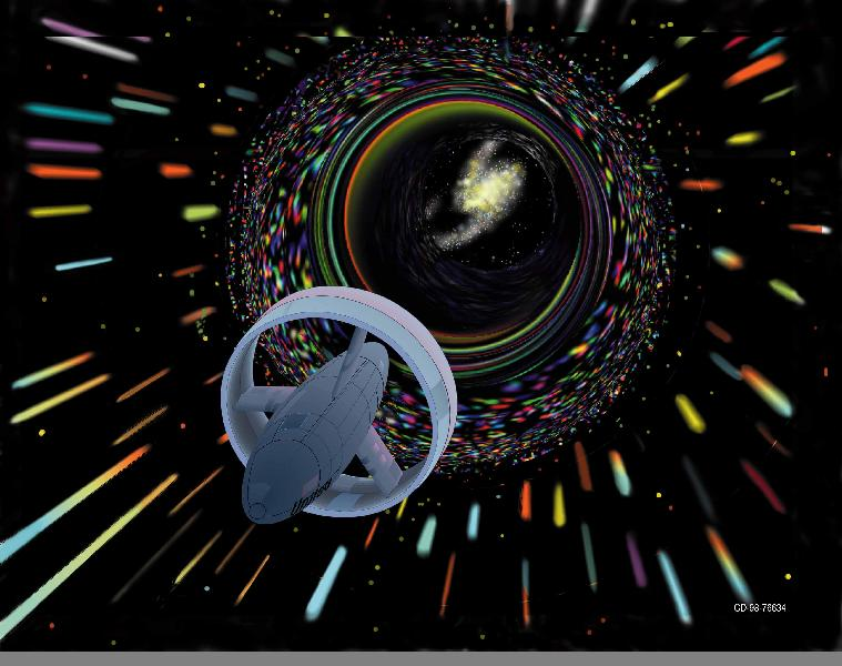 nasa warp drive works on - photo #11