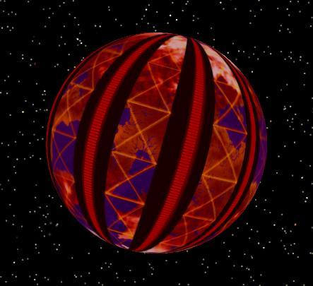 Heaven as a Supra-Planet