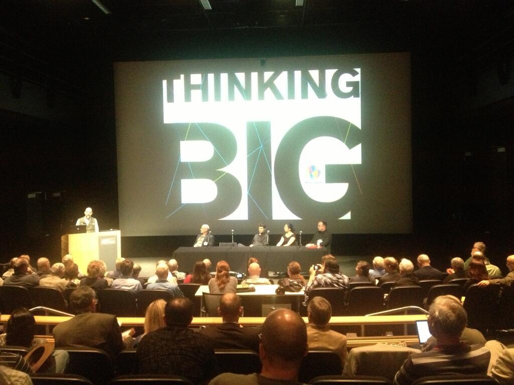 SCS-Thinking-Big